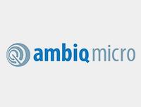 Ambique Micro Logo