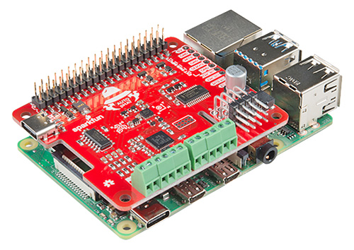 Auto pHAT on RPi