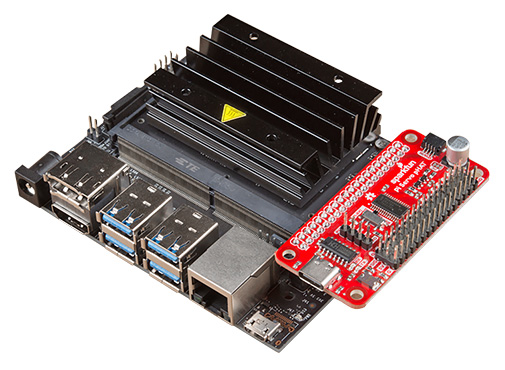 Servo pHAT on NVIDIA Jetson