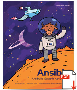 Ansible Coloring Book