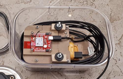 GPS-RTK Enclosure