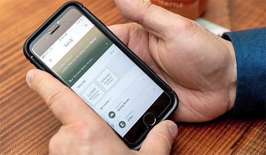 Kirio Phone App