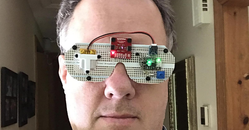 Eye Glasses prototype