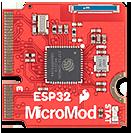 ESP32 processor board