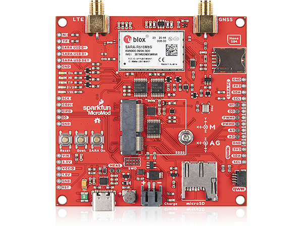 MicroMod Asset Tracker