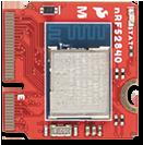 nRF52840 processor board