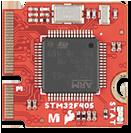 STM32 processor board