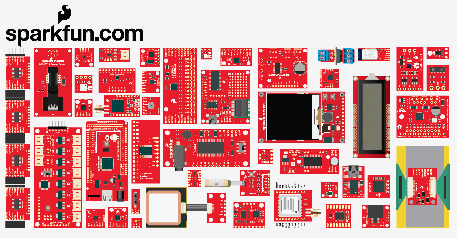 RedBoard - Programmed with Arduino - SparkFun Electronics
