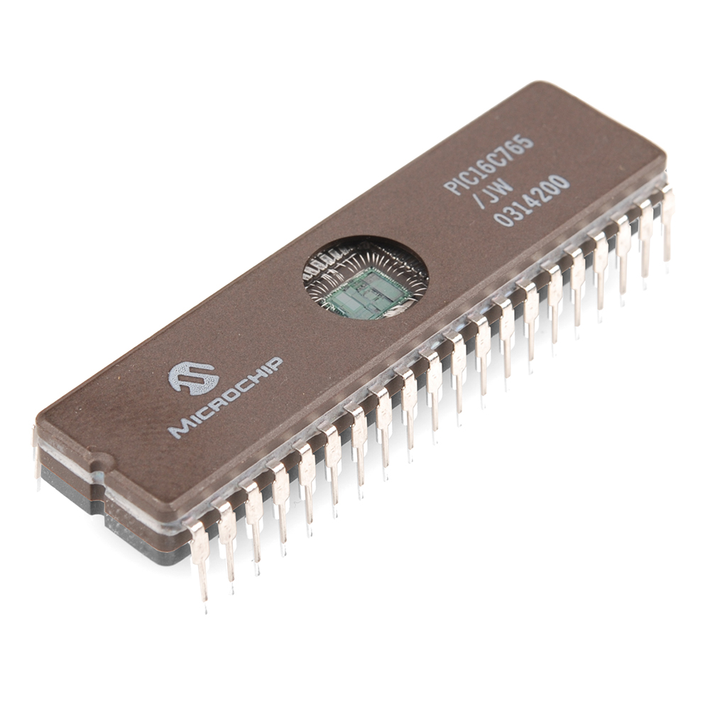 Reading And Writing Serial Eeproms Max 232n Integrated Circuit Ic Electronic Component Johor End Time 3 Uv Erasable Microcontroller