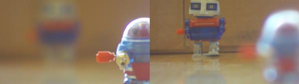 Blurry Robots