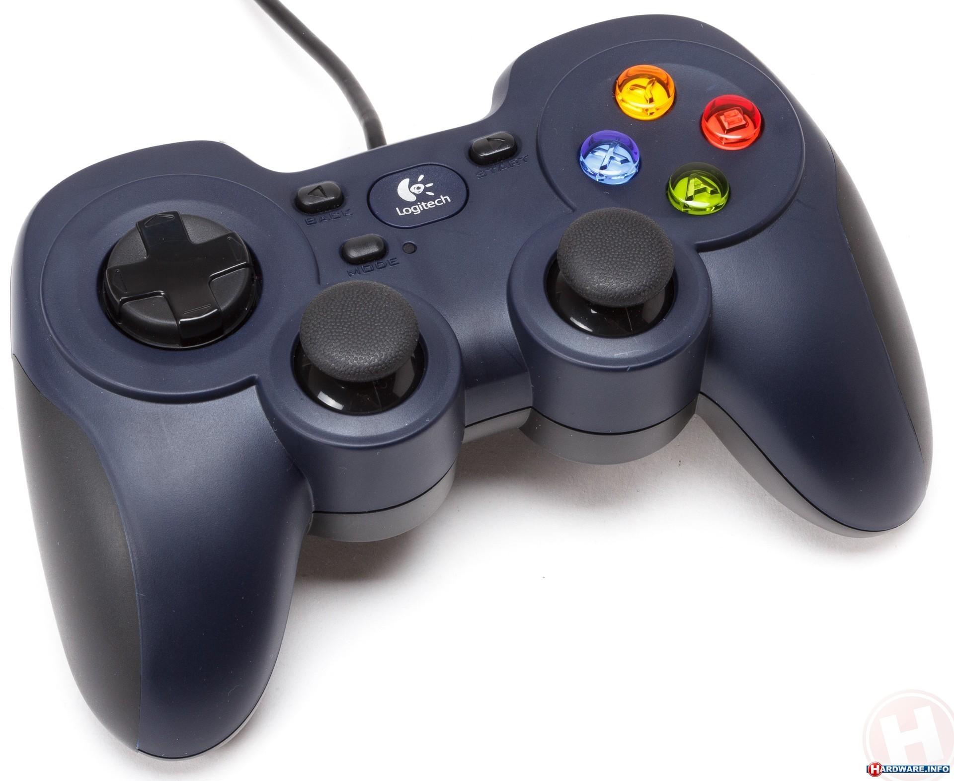 Драйвер для logitech gamepad f310 скачать