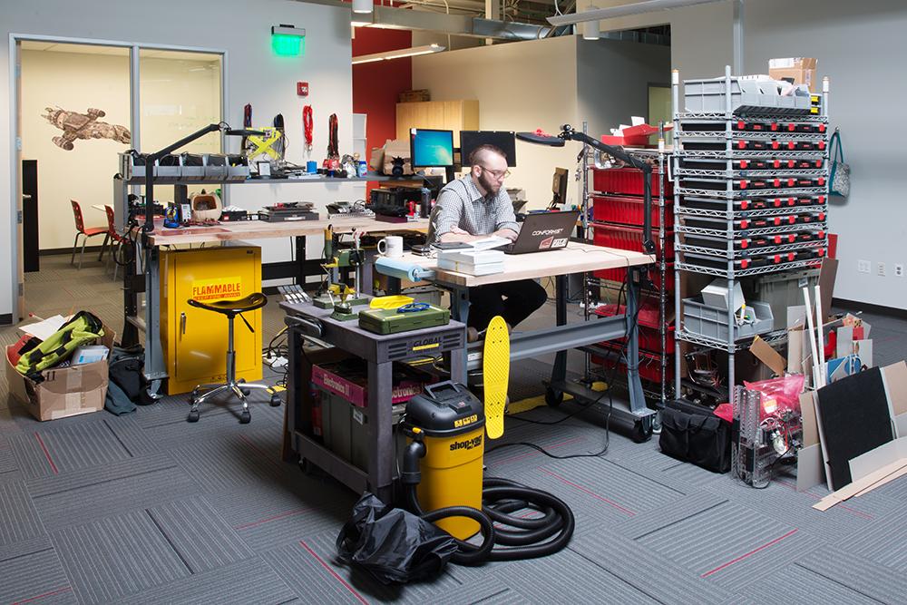 Sparkfun S Rapid Prototyping Lab Part Iii News