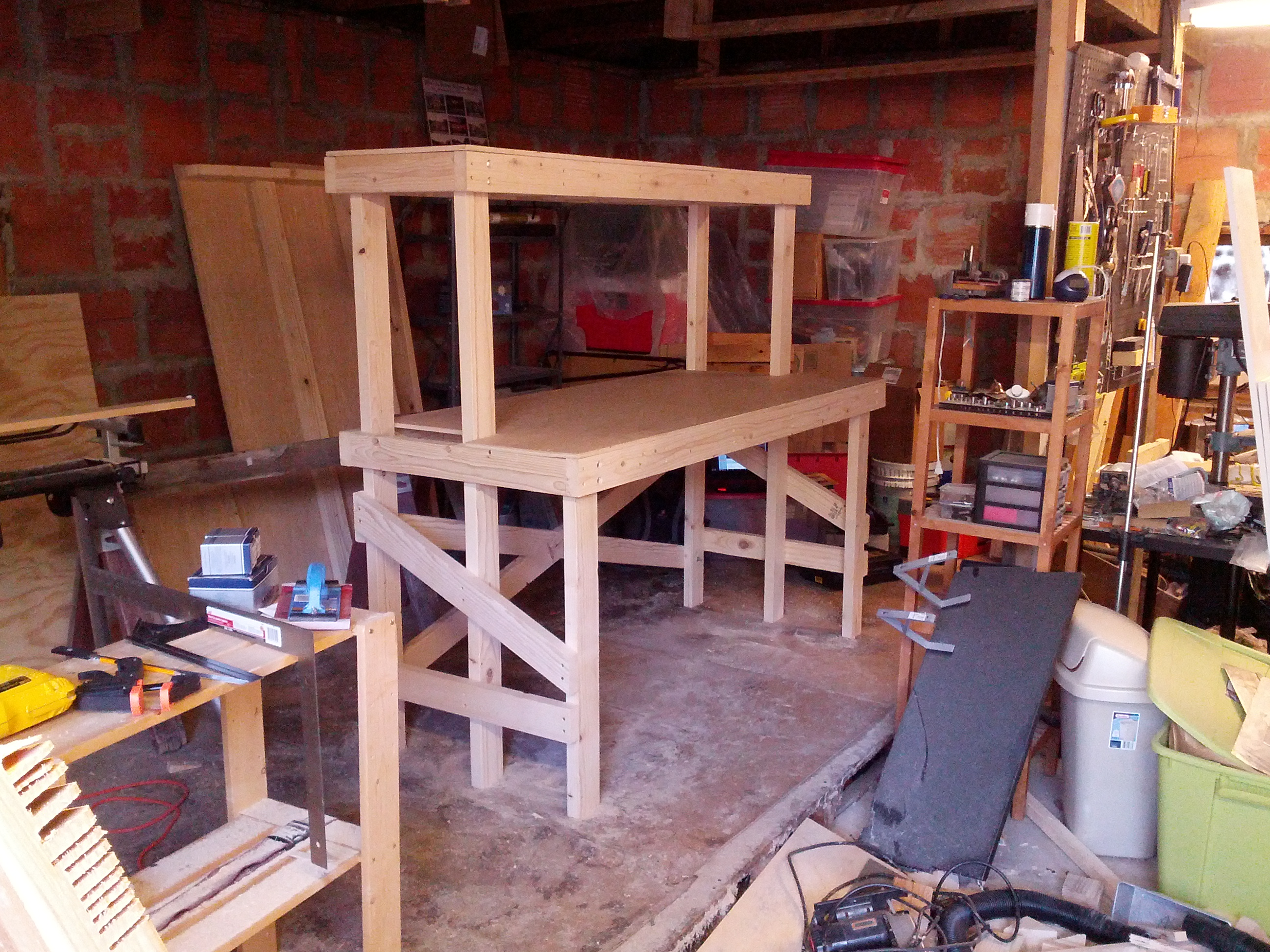 Enginursday: Adventures in Building My Own Workbench Part