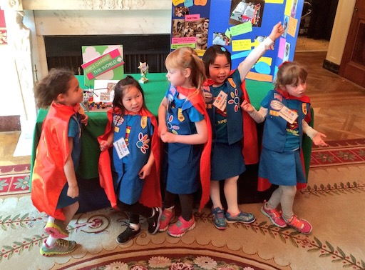Super Girls!