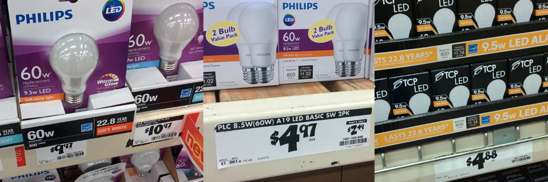 The Race To The Bottom Led Bulbs And Dfm News Sparkfun Electronics
