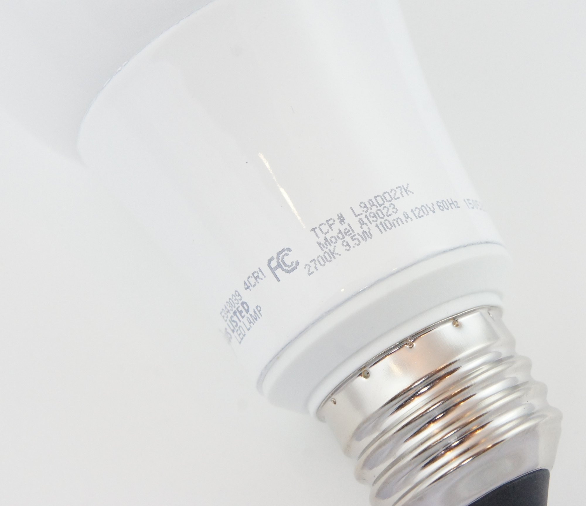 220V LED lamps: characteristics, labeling, selection criteria, review of the best brands 21