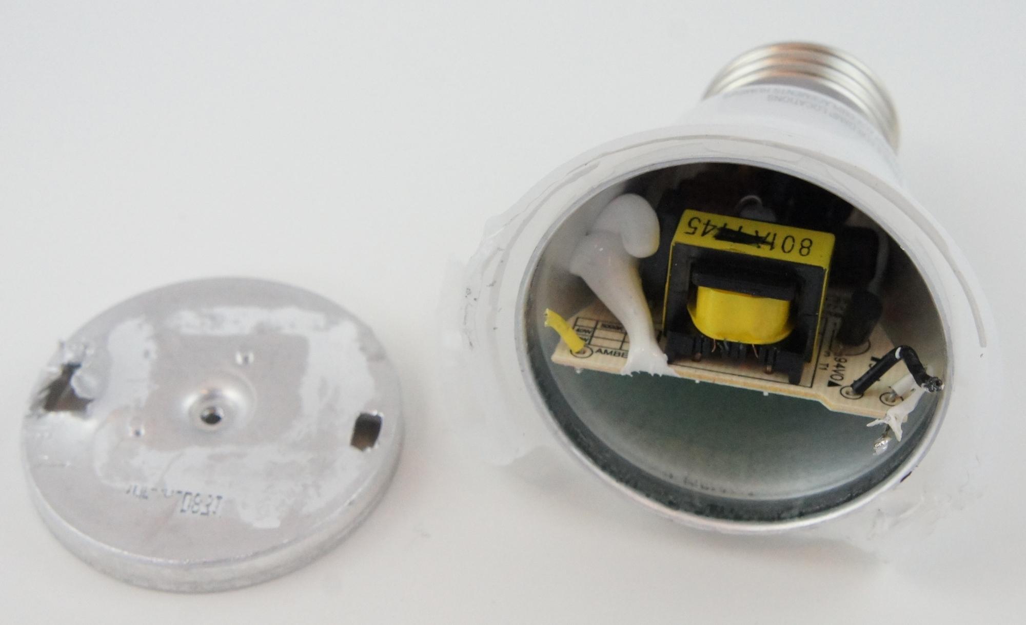 The Race to the Bottom: LED Bulbs and DFM - News - SparkFun Electronics
