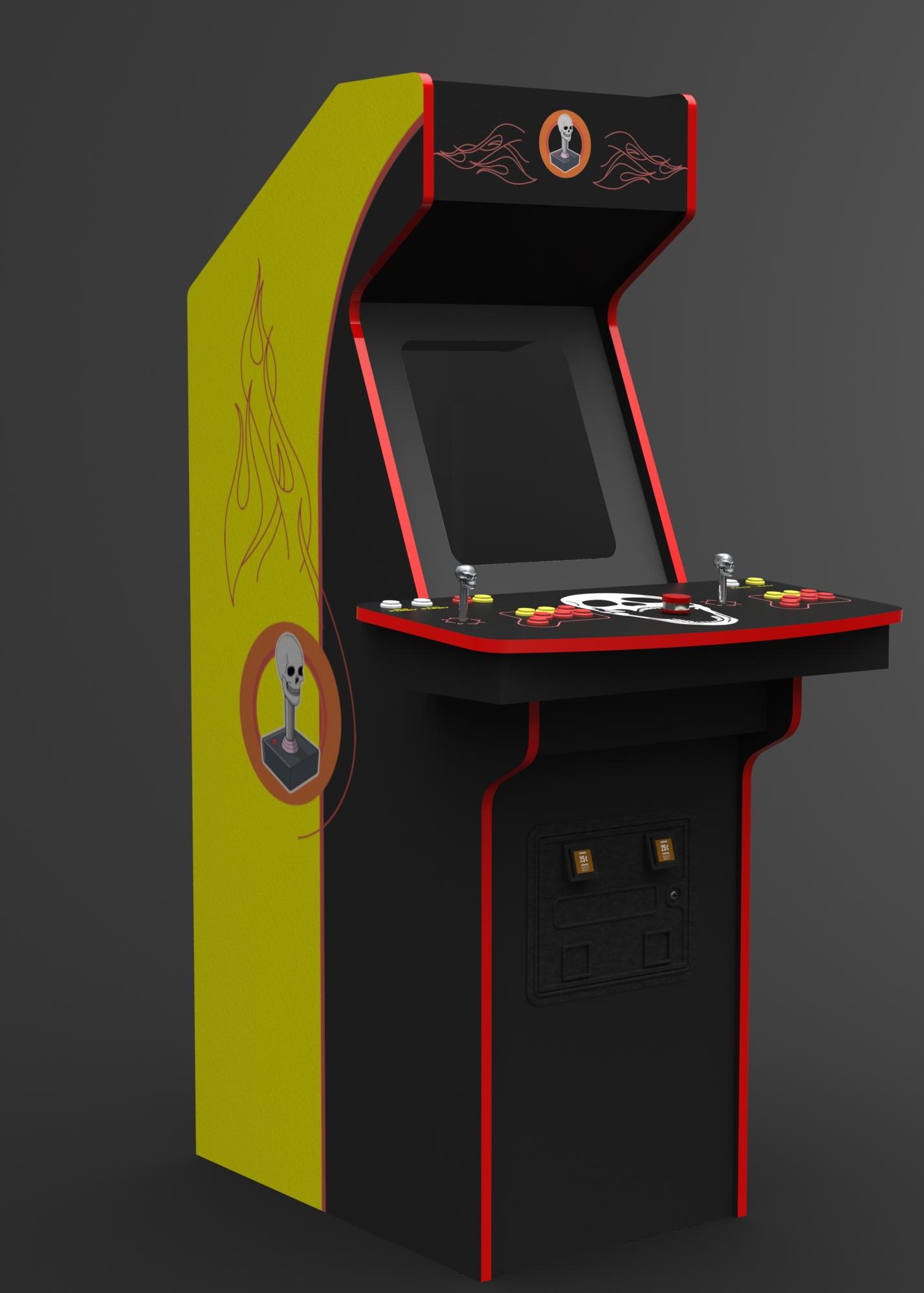 Raspberry PI Arcade Cabinet Part I - News - SparkFun Electronics