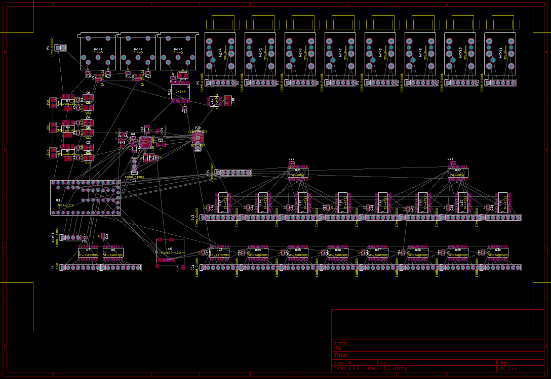 Enginursday Kicad And Open Source Design News Sparkfun Electronics Pcb Software Free Download As Well Electronic City Tutorial I Think Its Interesting That The Difference Between Early Designs Is Huge While Later In Process Changes Are More Of A Refinement