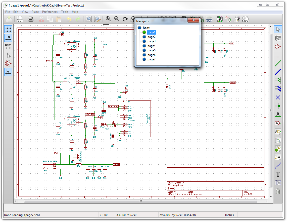 Enginursday Kicad And Open Source Design News Sparkfun Electronics Automation Software Arduino Breadboard Schematic Pcb Alt Text Eeschema Capture Tool