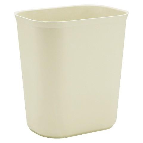 a trashcan