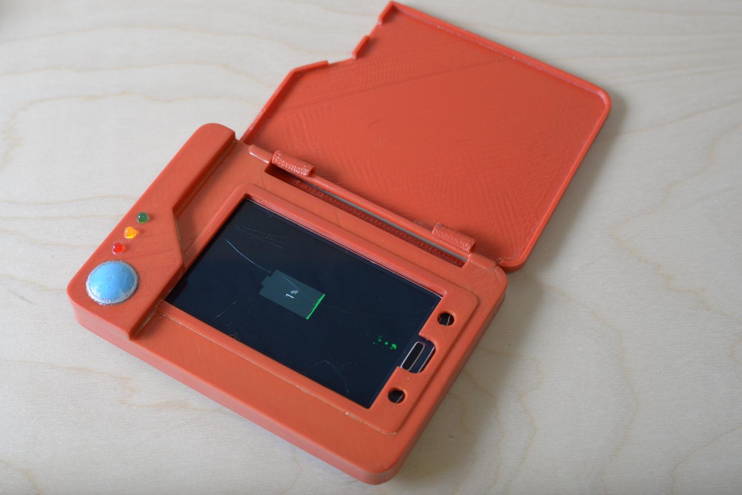 T³: Building a battery backup Pokédex for Pokémon Go! - News