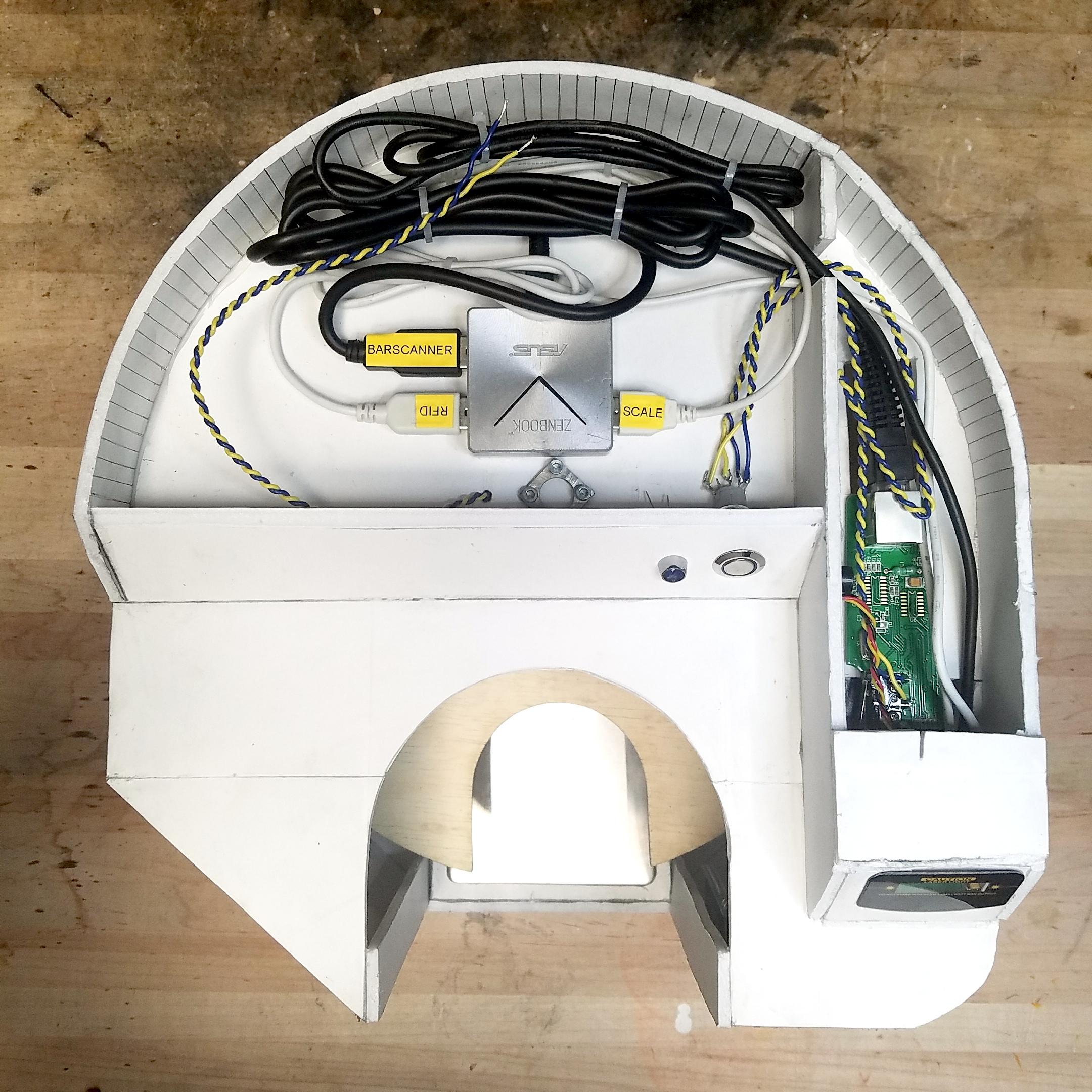 T³: IoT Smart Pantry (Part 1) - News - SparkFun Electronics