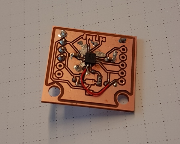 MLX90393 Magnetometer Breakout
