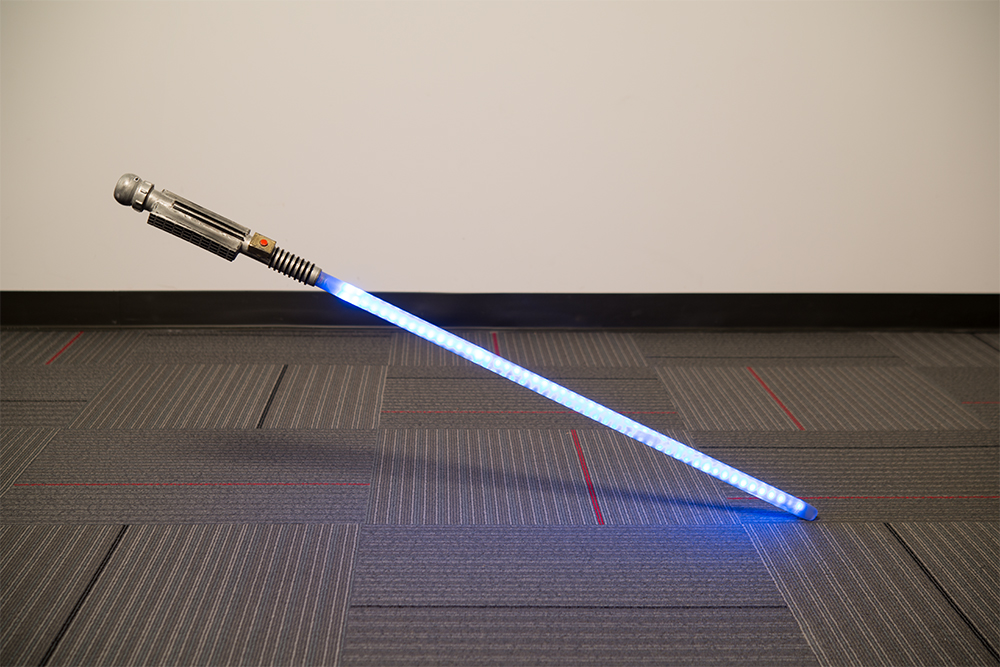 Hardware Hump Day: One-Day Lightsaber Build
