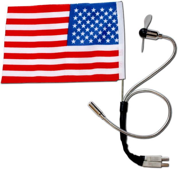 USB flag