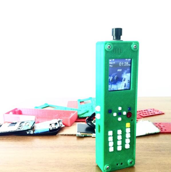 3d Printed Phone