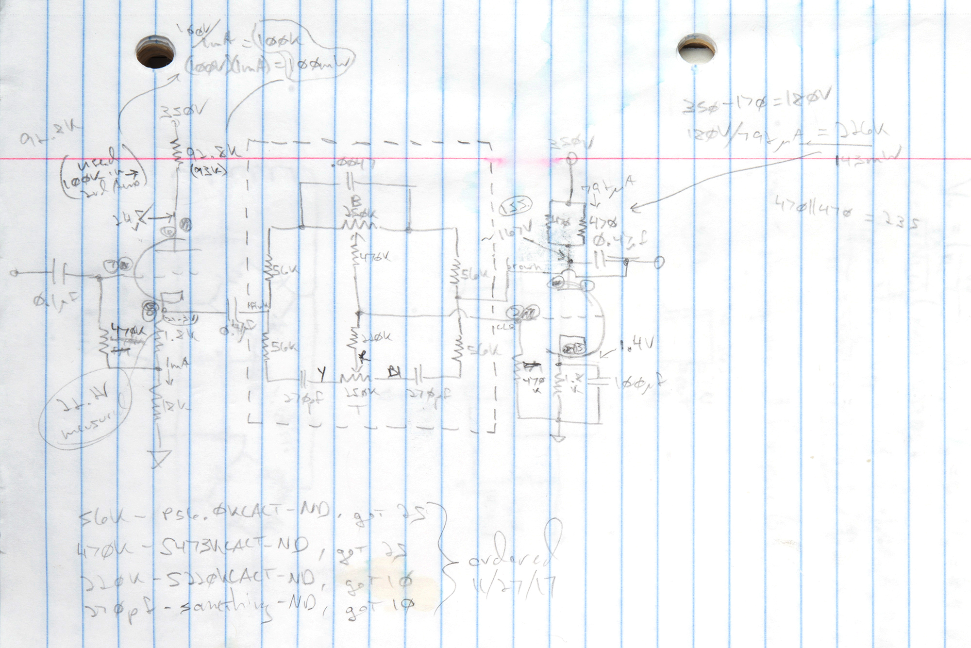 Tube Amps In The Age Of Bluetooth Speakers News Sparkfun Electronics Electron Industrial Wiring Diagram I May Have Lifted This Circuit From Same Aforementioned Morgan Jones Book But Think Got It Off Diyaudio Forums If Youre A Guy Girl