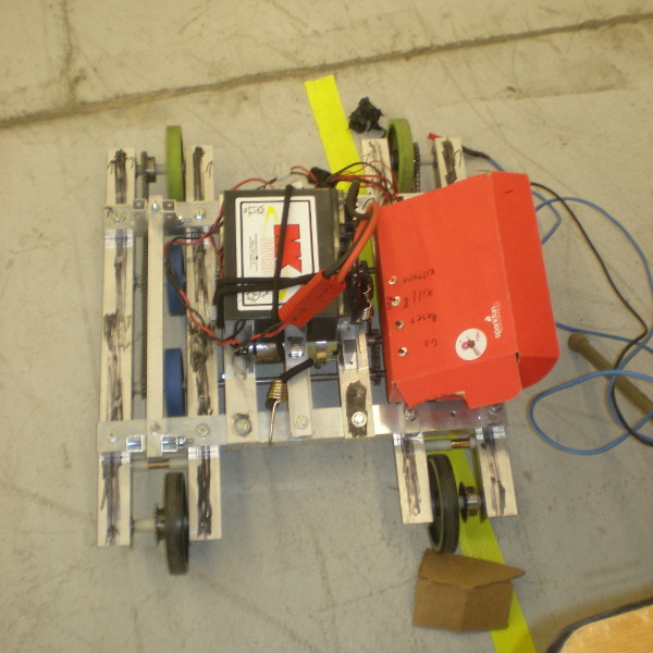 AVC wheeled robot