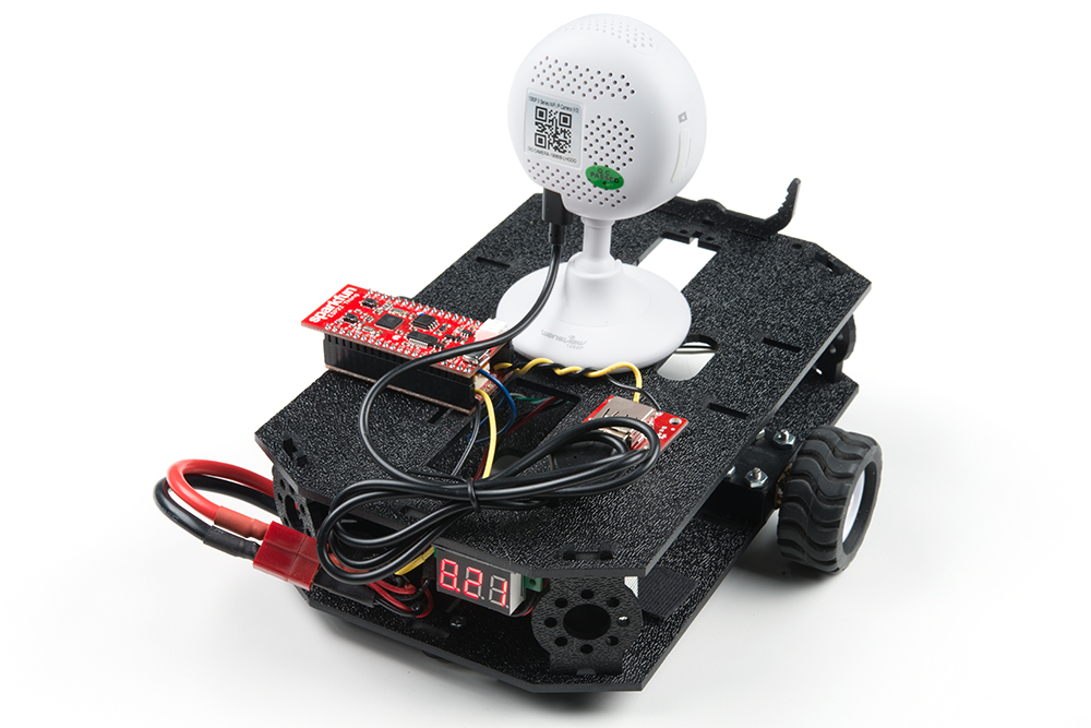 Enginursday: Create a Web-Controlled Robot Using the ESP32 Thing