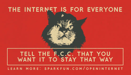 Defend the Open Internet