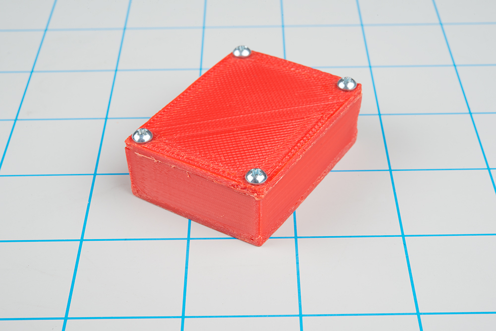 How to Model and 3D Print a Project Box - News - SparkFun
