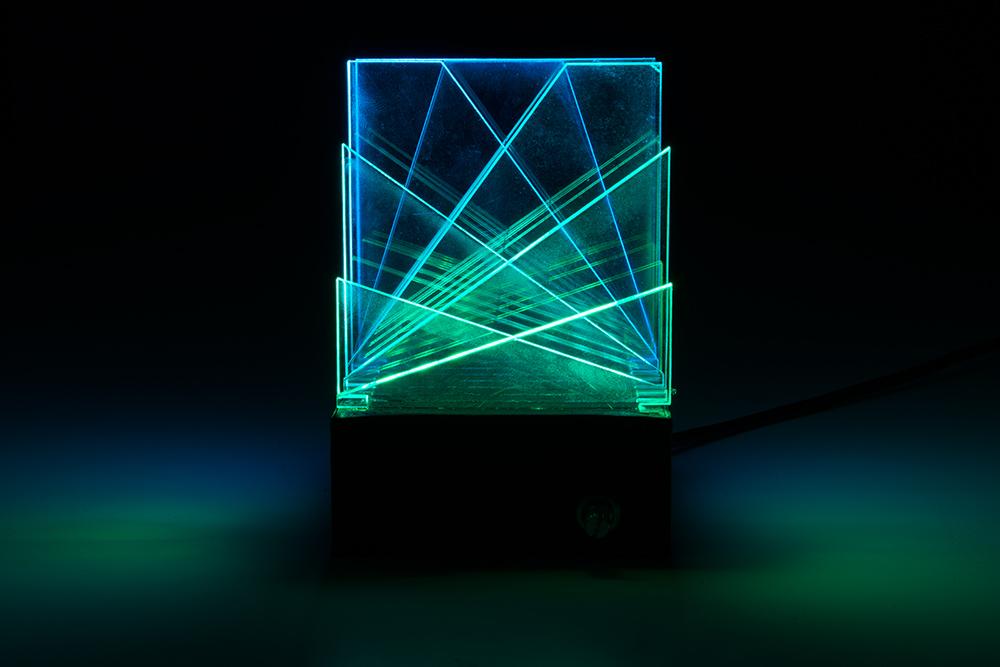 DIY Desktop Light Sculpture - News - SparkFun Electronics