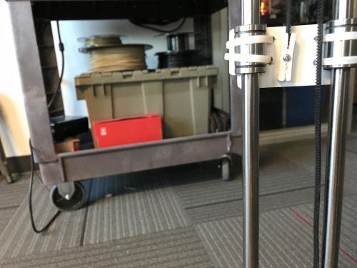 GT2 belt attachment