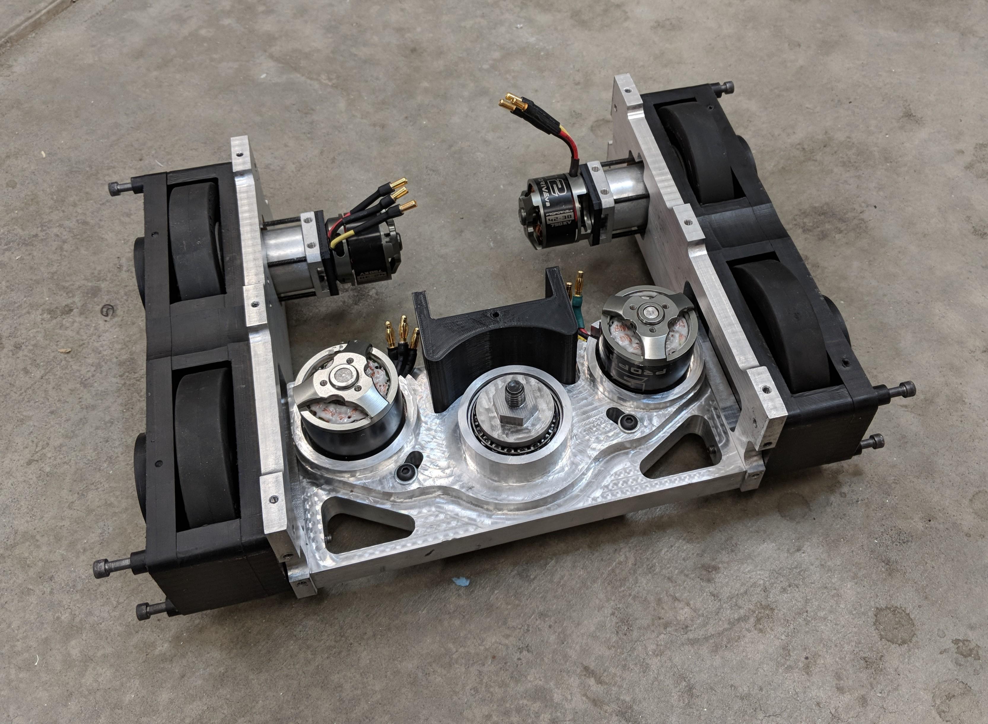 How to Build a Combat Robot - News - SparkFun Electronics
