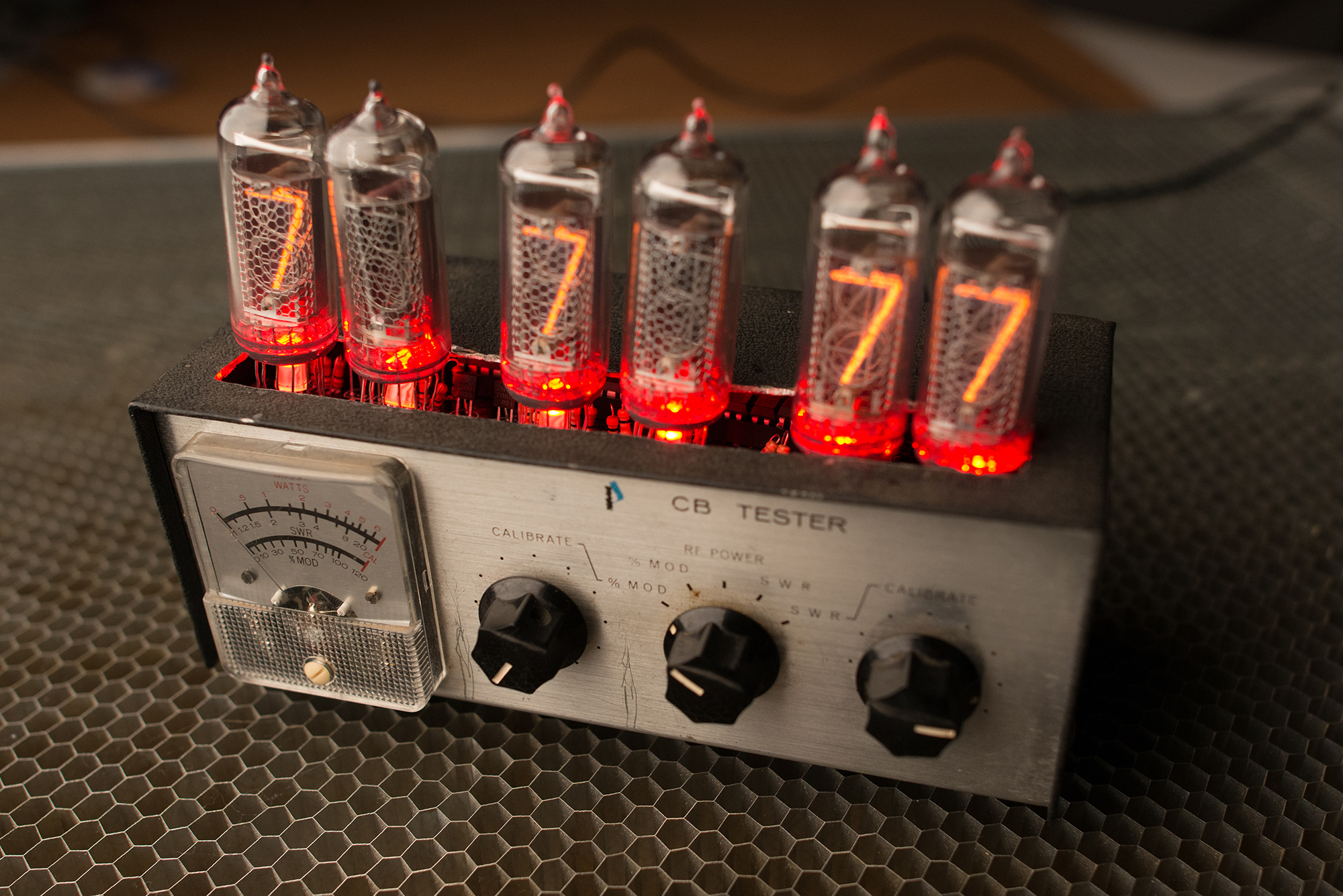 DIY Nixie Tube Clock Build - News - SparkFun Electronics