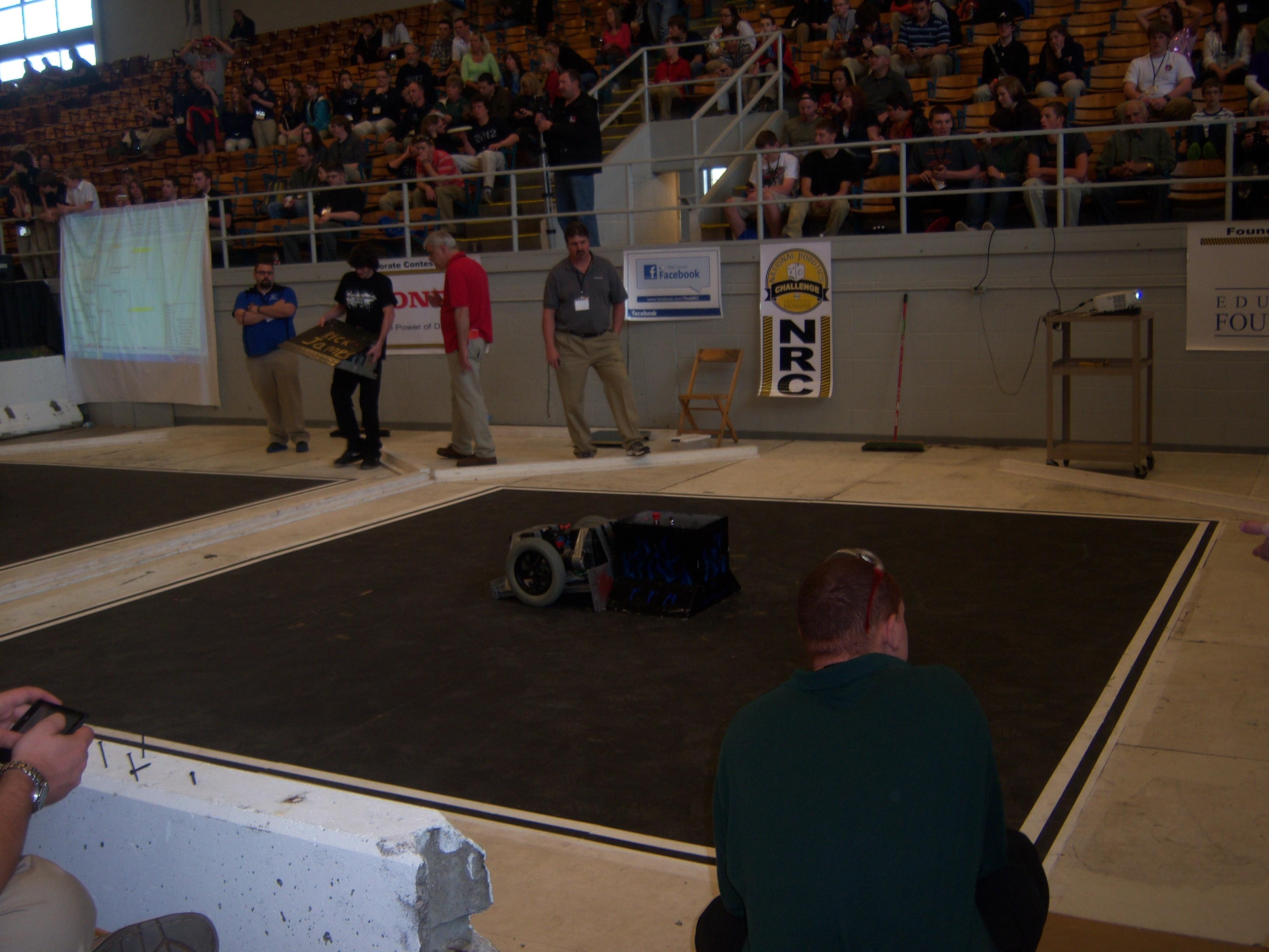 The National Robotics Challenge News Sparkfun Electronics