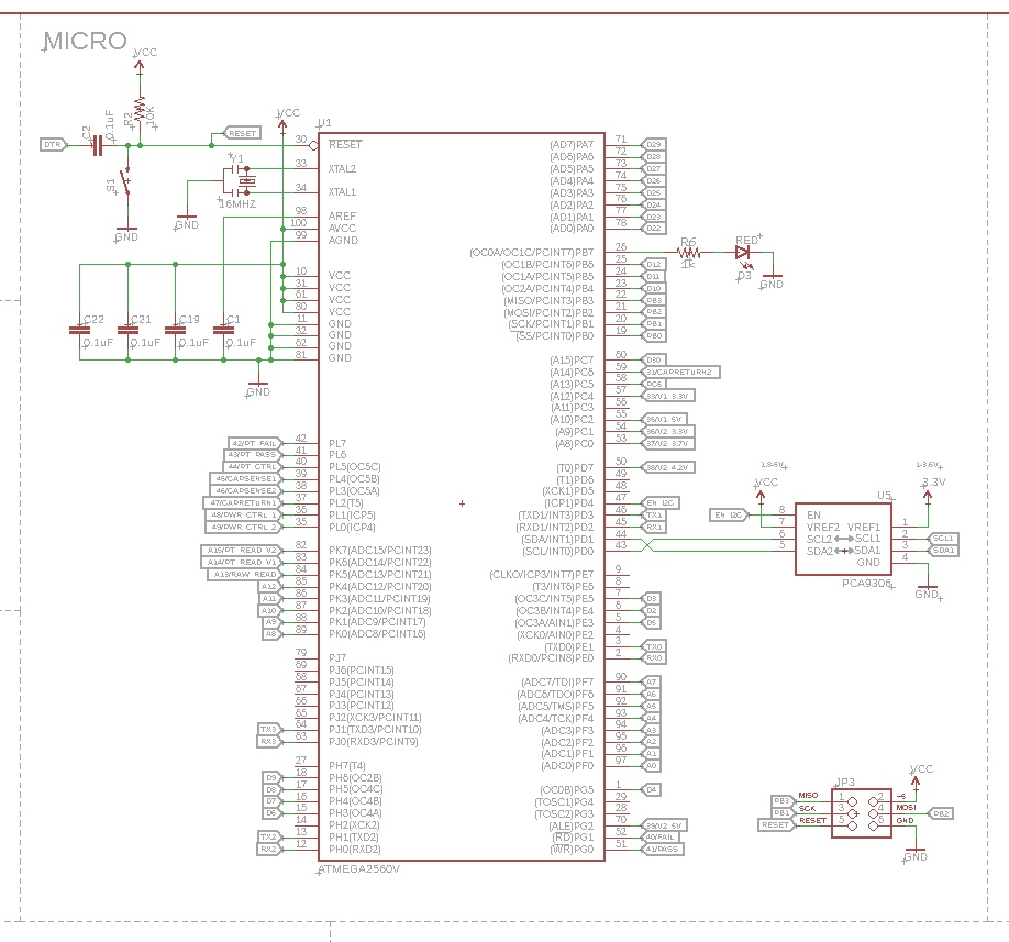 Enginursday Innovative Testbed Design Part 2 Of News Let39s A Circuit With Halfbridge Converter Click On Image To Atmega2560 Schematic Close Up