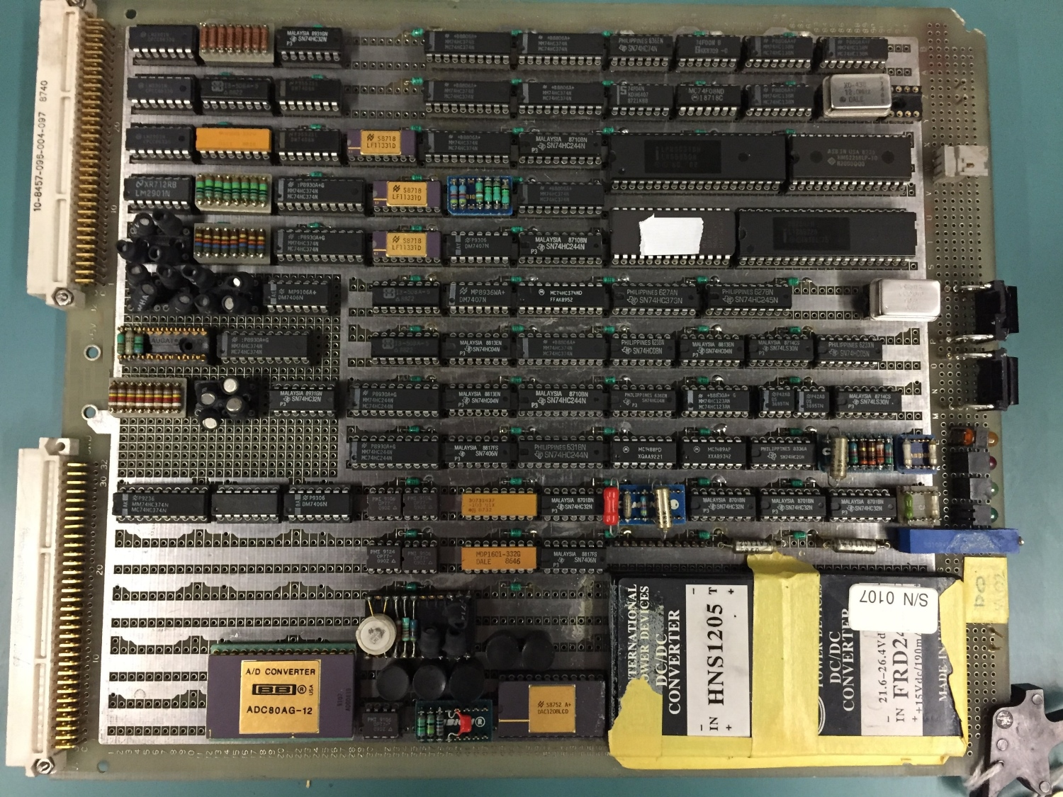 Thirty Years of Test Controller Design Progression - News - SparkFun