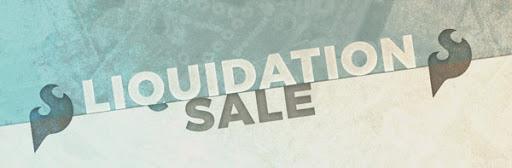 Liquidation Sale Graphic