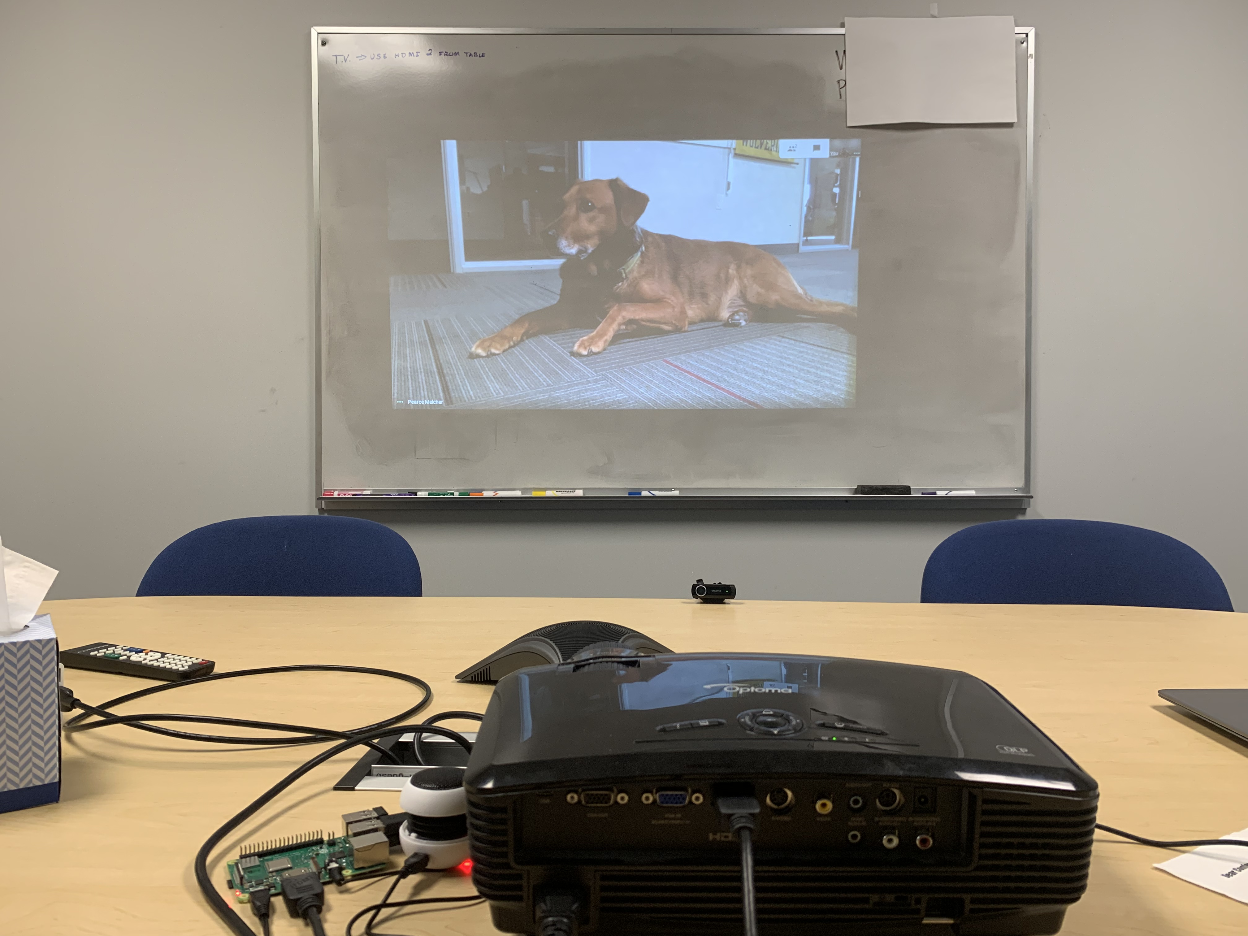 Enginursday: DIY Videoconferencing Wall Project - News