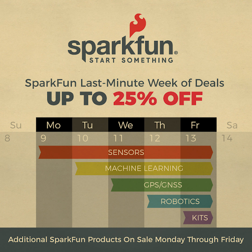 Week of Deals calendar