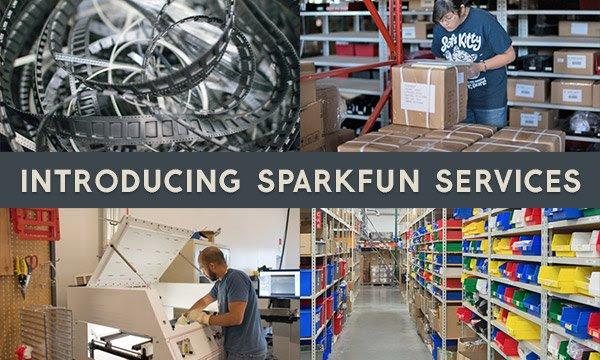 SparkFun Services