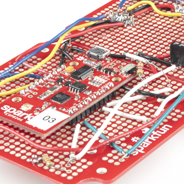 A collection of point to point soldered projects and rats nest of wires