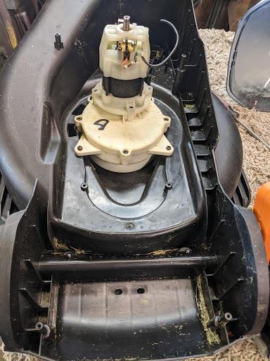 Updating the Mower Wiring