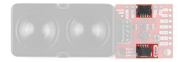 Qwiic connectors